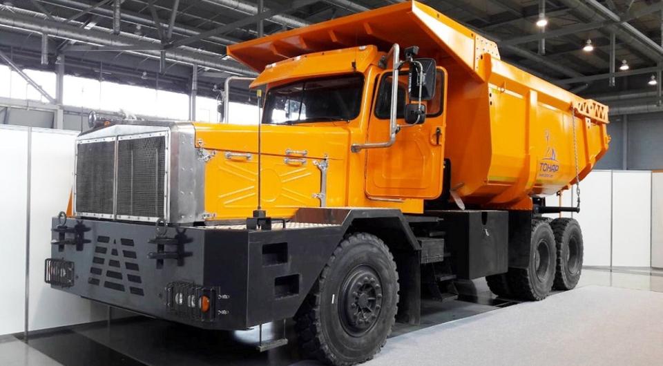 ТОНАР-45251: первая модернизация