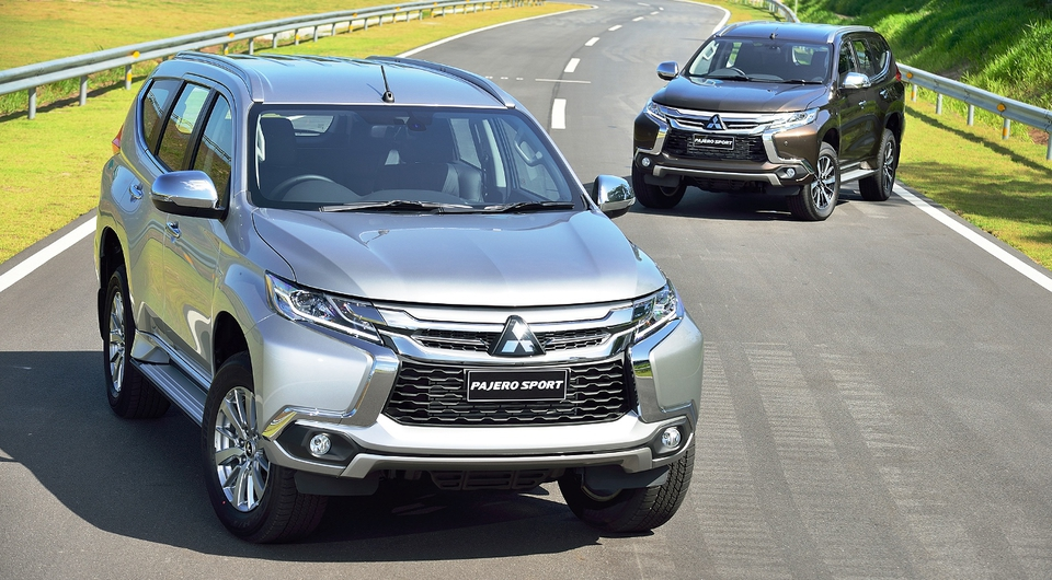 «Группа ГАЗ»: рамы для Mitsubishi Pajero Sport