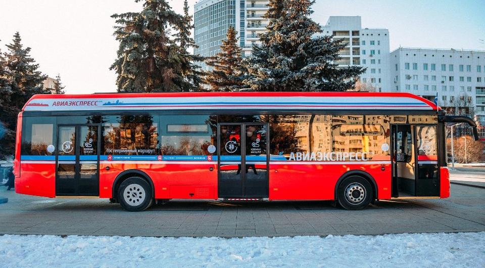 Ликинский электробус проверят Тюменью