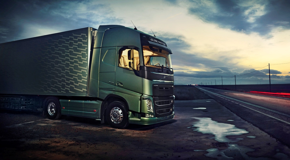 Volvo FH и Volvo FM. Переход к сдвоенным аккумуляторам