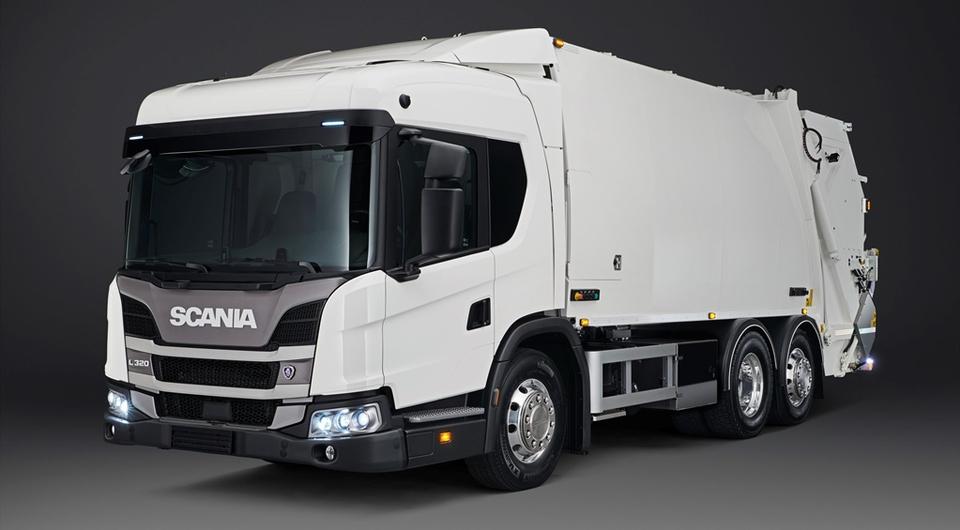 Scania Next Generation: последний по росту