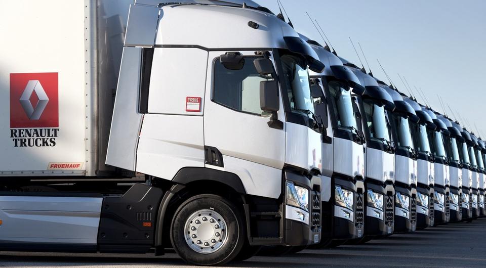 Renault Trucks в России: цель – удвоение
