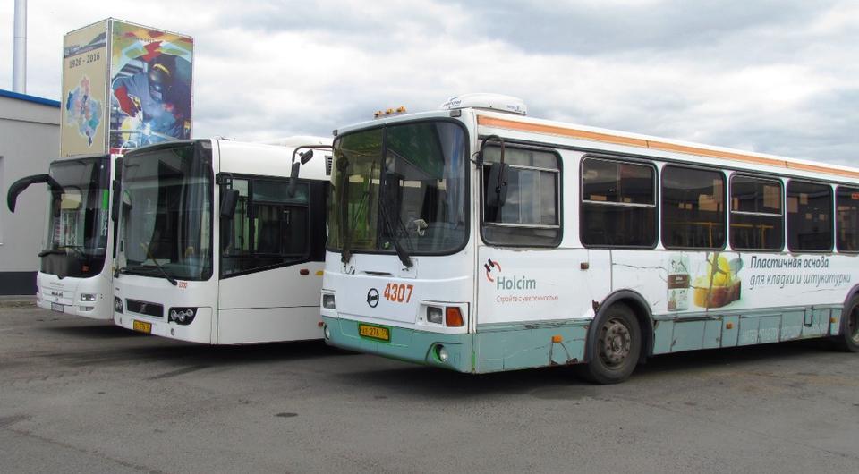 Автобусы для детей: снова без срока давности
