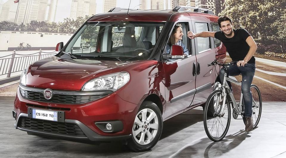 Февральский визитер: встречаем новый Fiat Doblo