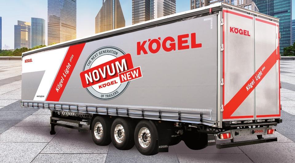 NOVUM. Новое поколение полуприцепов Kögel