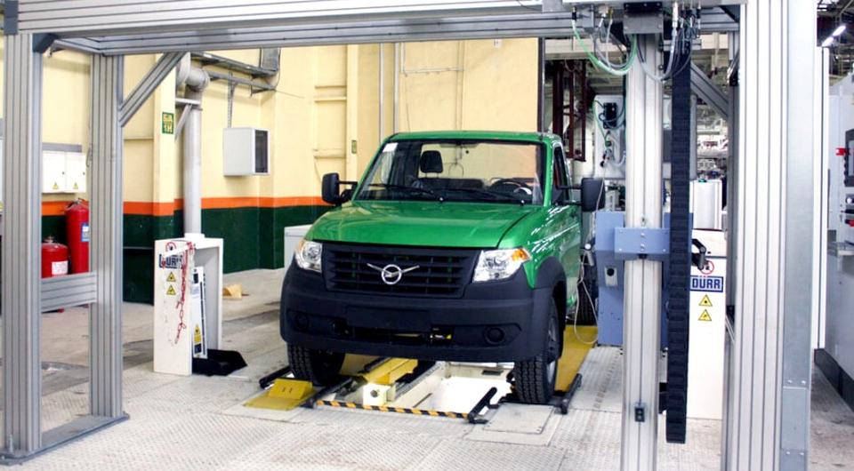 Ульяновские автомобили: испытания нового уровня