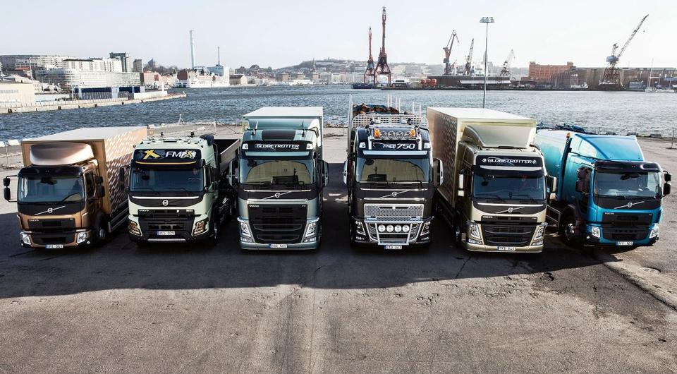Volvo Trucks – лидер «большой семерки» в России