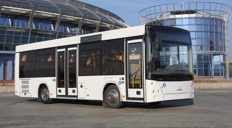 Сотня минских автобусов для Самары