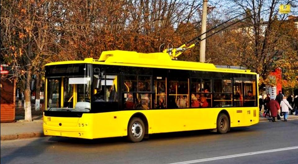 Украинский «Богдан» предельно локализует троллейбусы