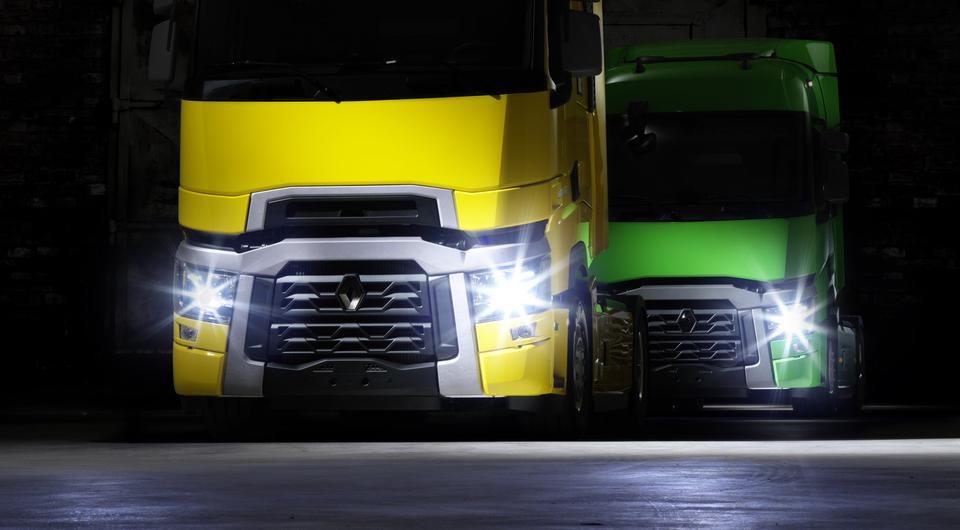 Renault  Trucks растет в Европе быстрее всех