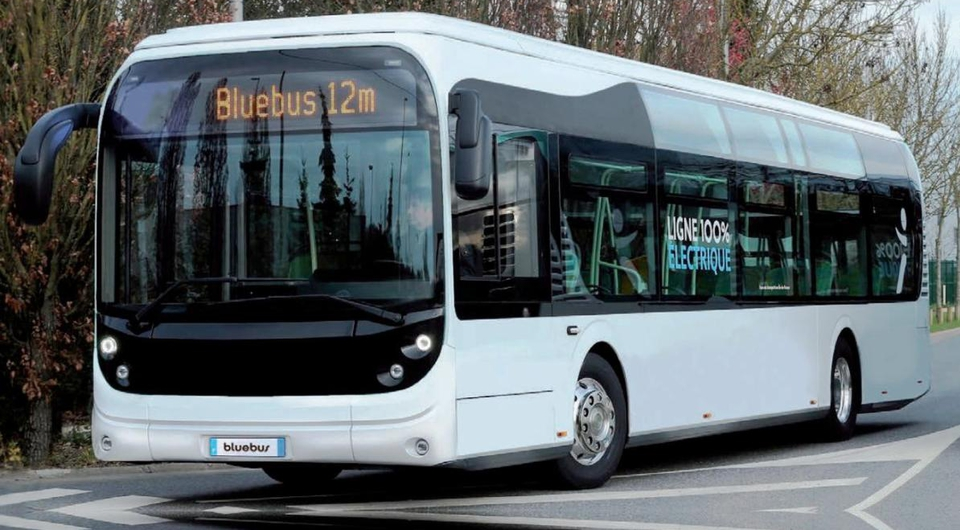 «Богдан»: кузова для французских электробусов