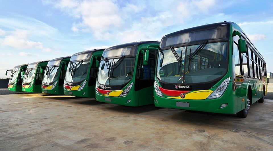 Scania и Marcopolo: автобусы для Западной Африки
