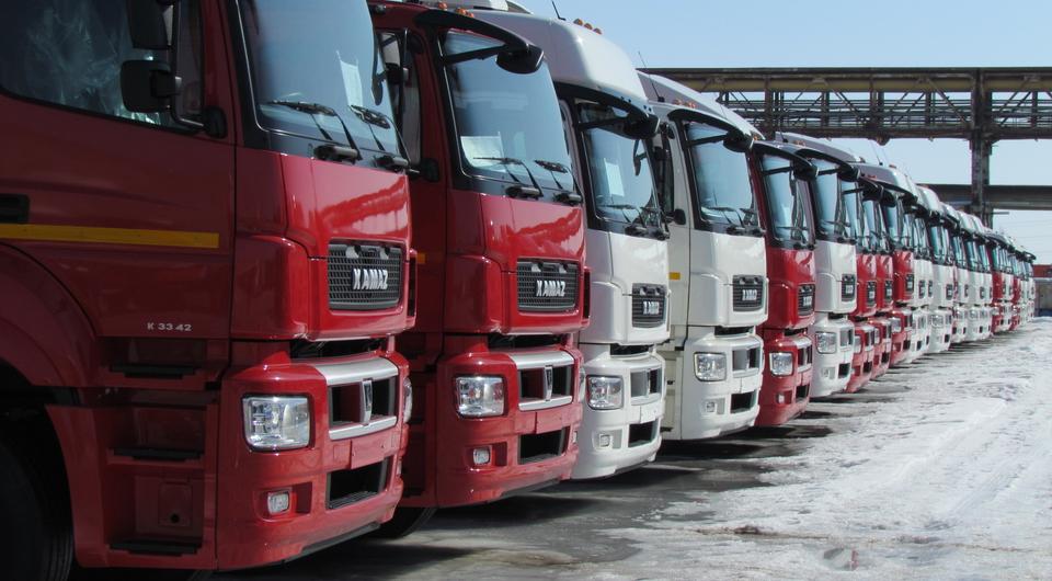 КАМАЗ увеличит долю на рынке магистральников