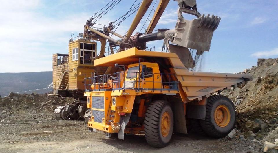 Криворожский ГОК вводит в эксплуатацию 130-тонные БЕЛАЗы