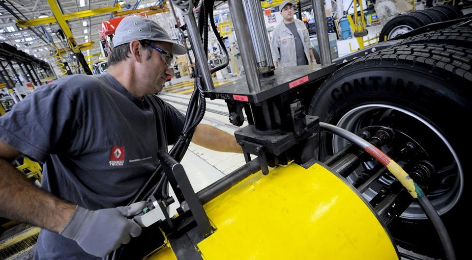 Renault Trucks: гарантия на запчасти увеличена до двух лет