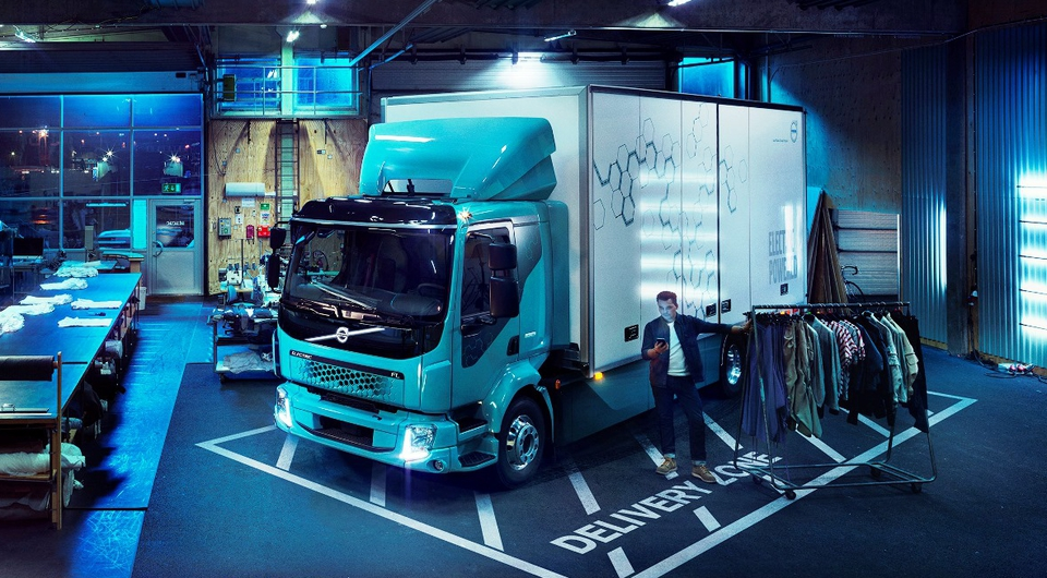 Volvo FL Electric: электротрак готовят к запуску в серию