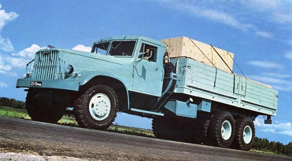 Впервые сказано: КРАЗ! 60 лет первому упоминанию автозавода