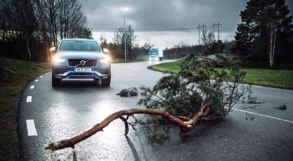 Volvo Trucks: предупреждение через облачный сервис