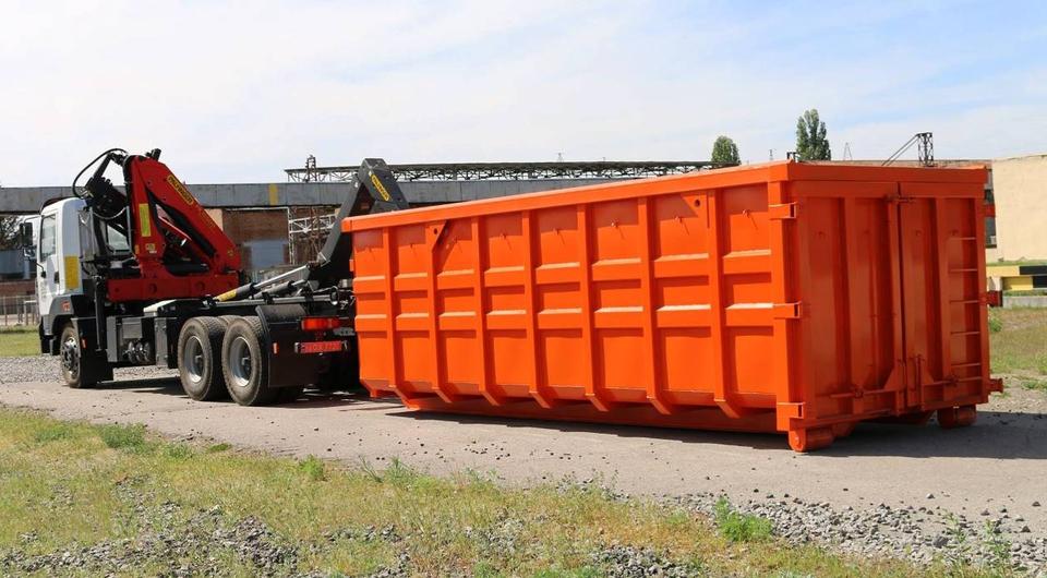 КРАЗ начал выпуск кузовов для мультилифтов