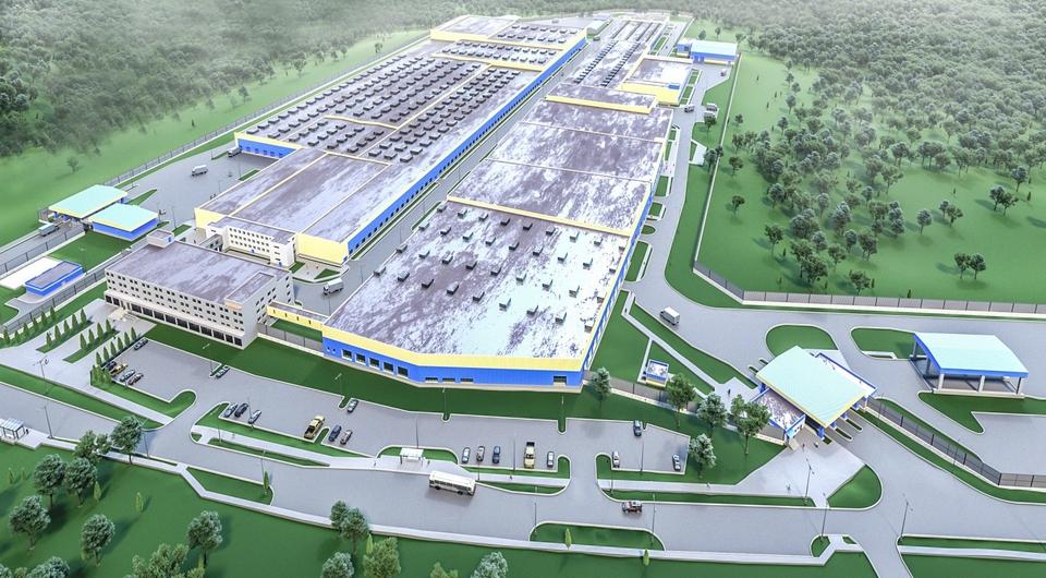 АМКОДОР-Маш: новый завод построят с китайцами