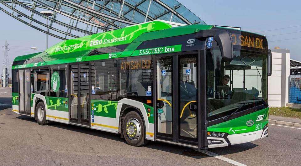 Solaris: 25 электробусов для Милана