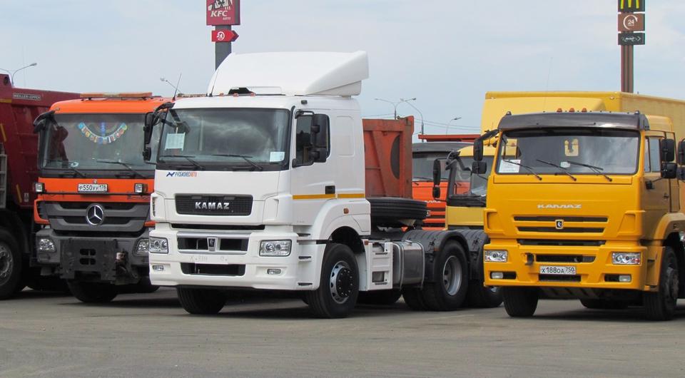 Лидеры на российском рынке новых и подержанных грузовиков