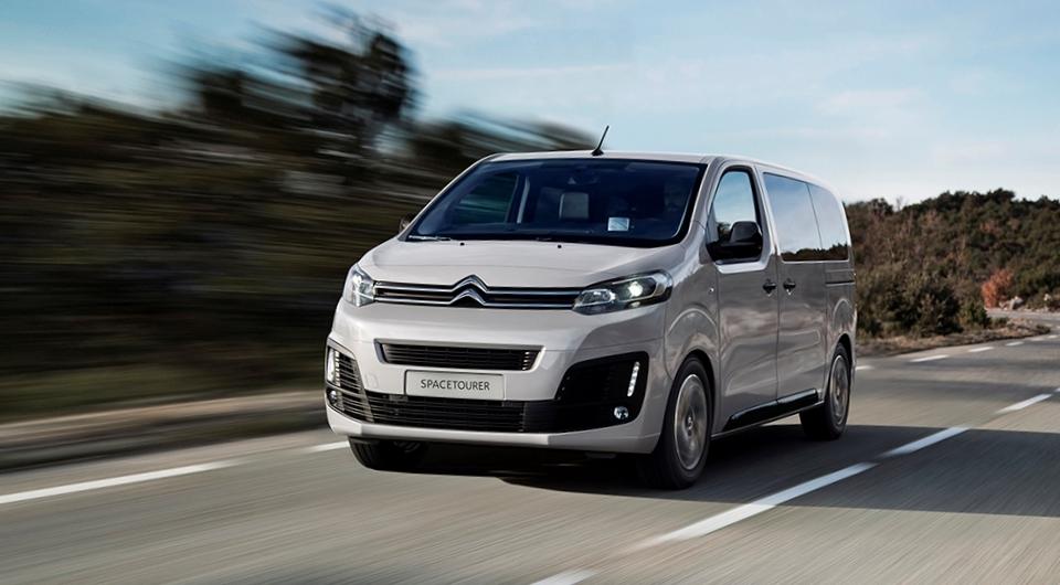 Бизнес-вэны Peugeot и Citroen теперь выпускают в Калуге