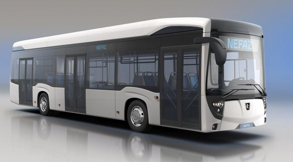 КАМАЗ создаст в Москве сервис-центр для электробусов