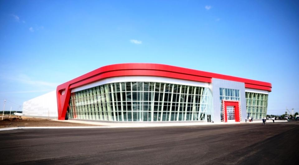 «Сеспель» открыл завод танк-контейнеров