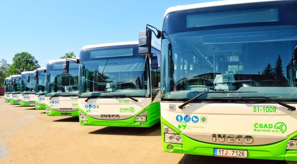 Газовые автобусы Crossway LE будут работать в Чехии