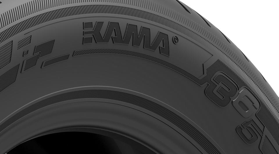 KAMA TYRES: новая линейка шин для малотоннажников