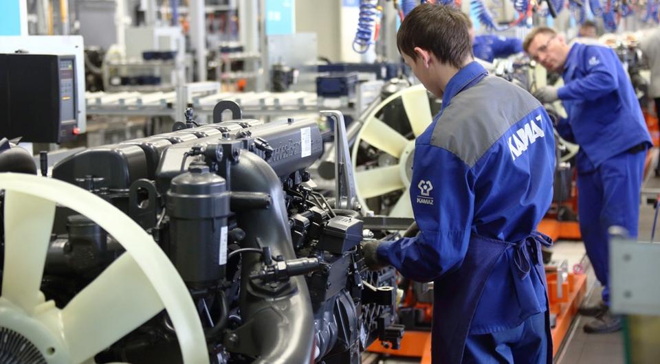 КАМАЗ перейдет на отечественные топливные системы
