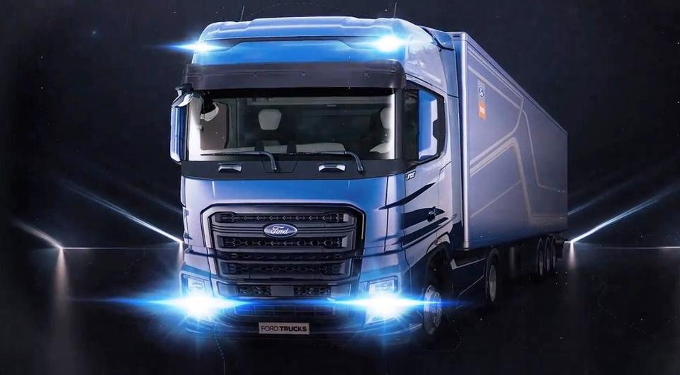 Ford Trucks. Абсолютно новый европейский магистральник