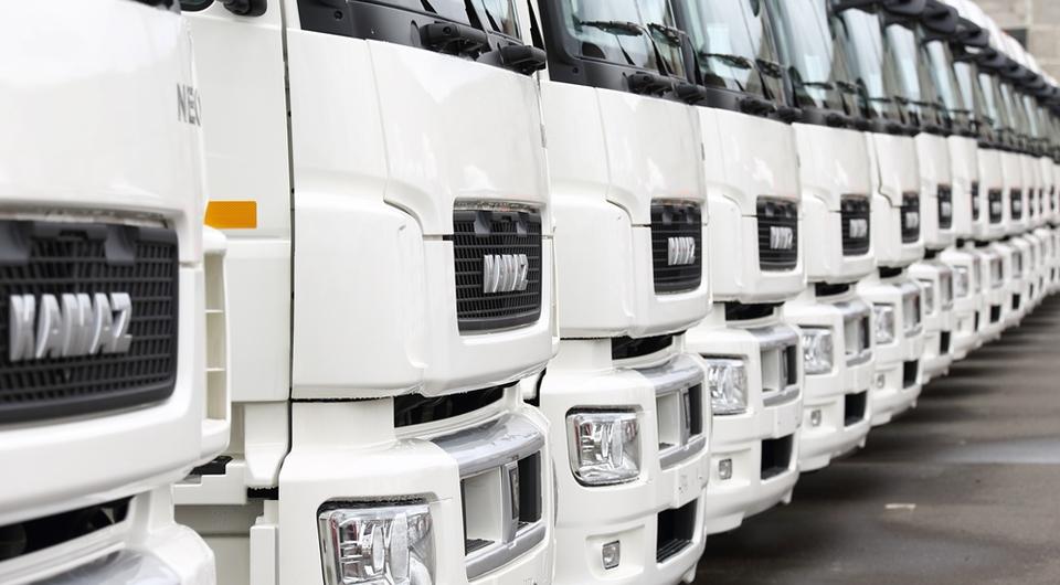 Х5 Retail Group выбрала газовые КАМАЗы