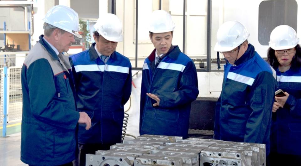 КАМАЗ и Weichai создают СП по выпуску мощных дизелей