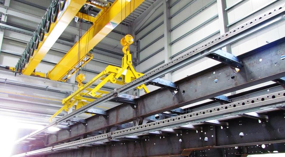 KRONE: модернизация обработки шасси полуприцепов