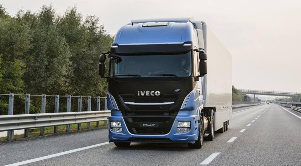 500 газовых Iveco для Автомобильной компании «Мостранс»