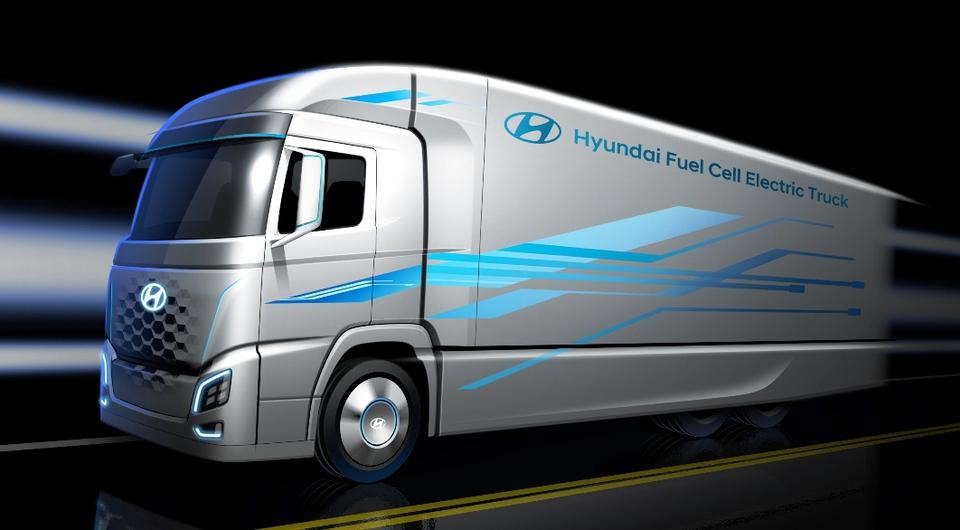 Тысяча водородных Hyundai выйдут на дороги Швейцарии