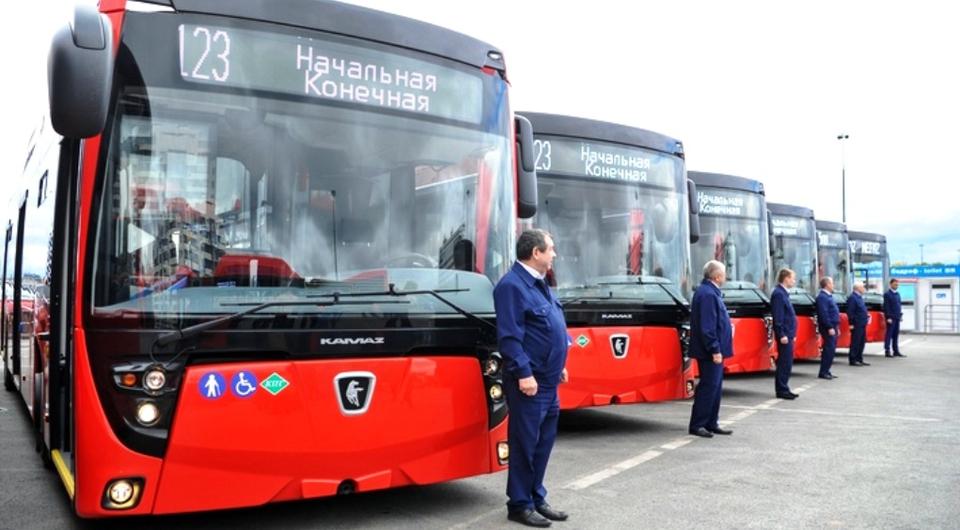 Рестайлинговые НЕФАЗы начинают работать в Казани
