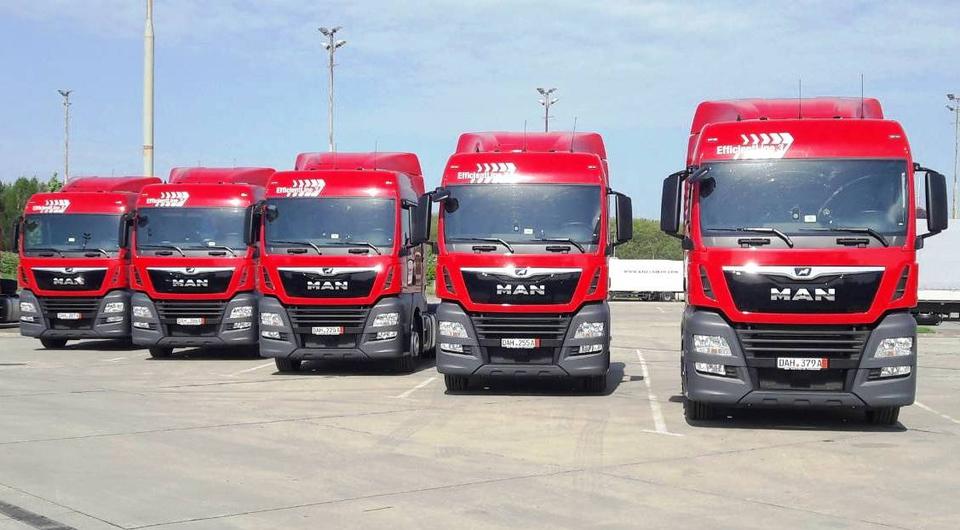 Intertransavto пополнила автопарк новыми тягачами