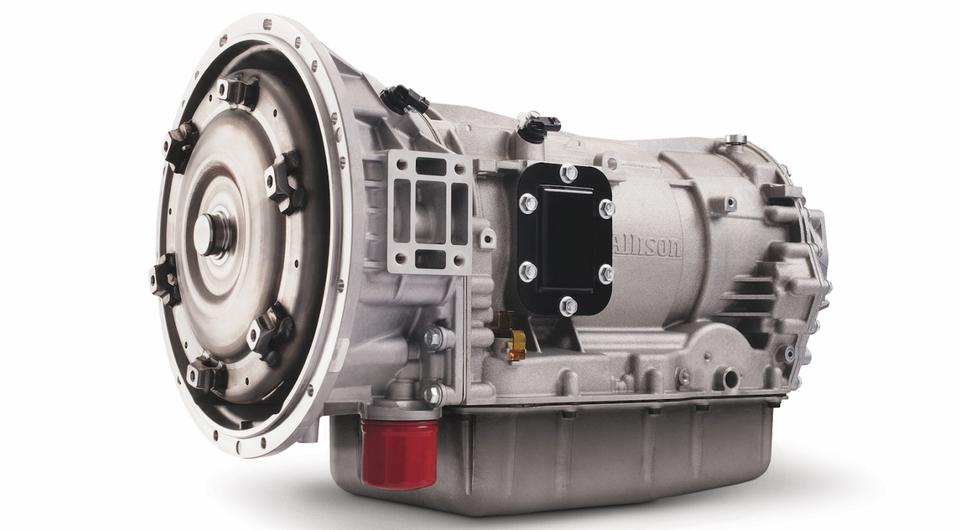 Новый 9-диапазонный «автомат» Allison Transmission