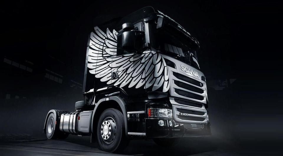 Scania Black Griffin: последнее прощай