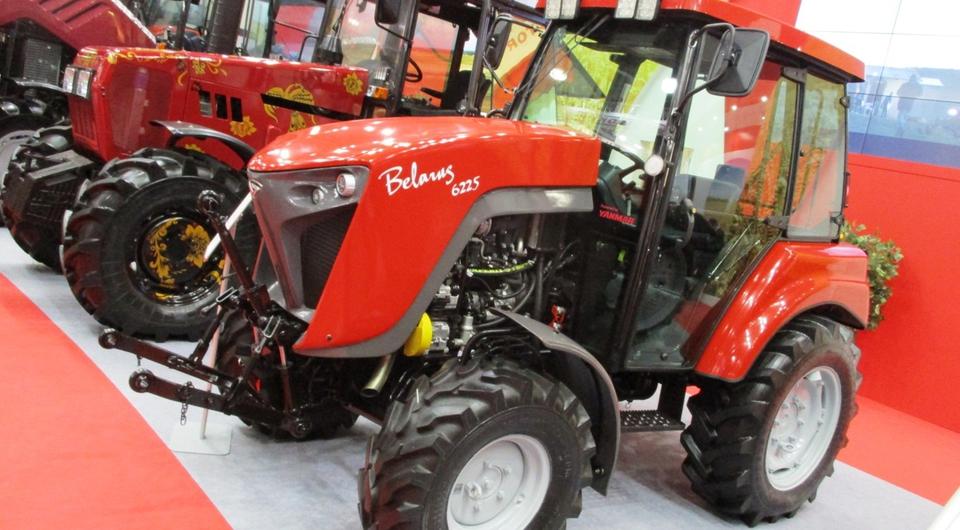 МТЗ осваивает в производстве Belarus 622.5