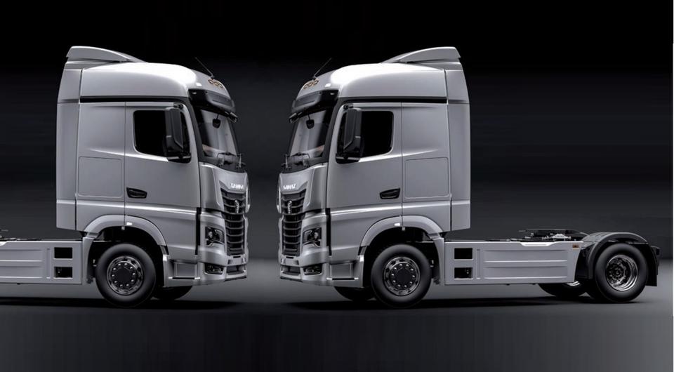 Первые 40 новейших КАМАЗ-54901 сделают до конца года