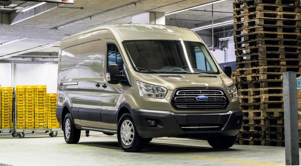 Ford Transit в двух новых версиях