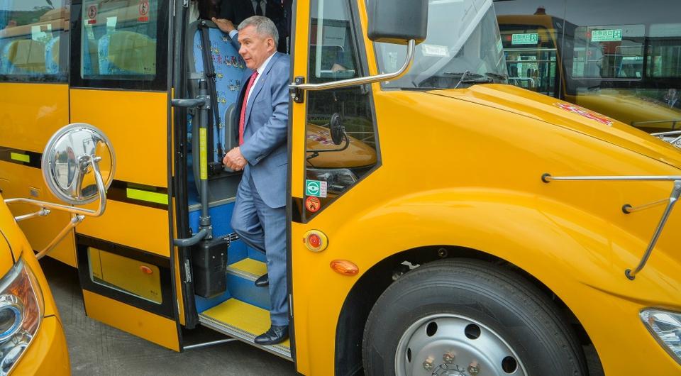 «РариТЭК» и Foton совместно создадут школьный автобус