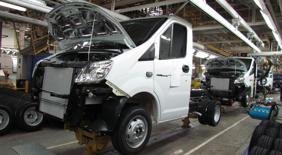 СПИК для Группы ГАЗ: легкий грузовик и легкий дизель