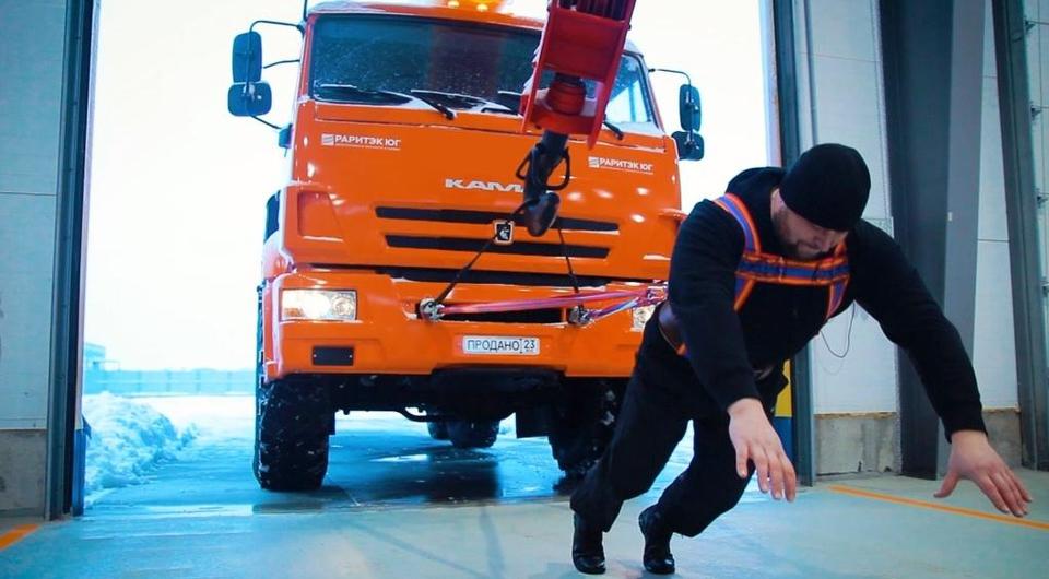 РариТЭК-ЮГ в Краснодаре обслужит дизельные и газовые КАМАЗы