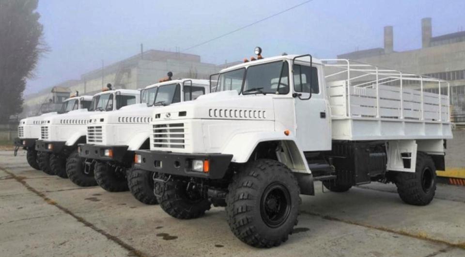 АВТОКРАЗ изготовил грузовики для контингента ООН