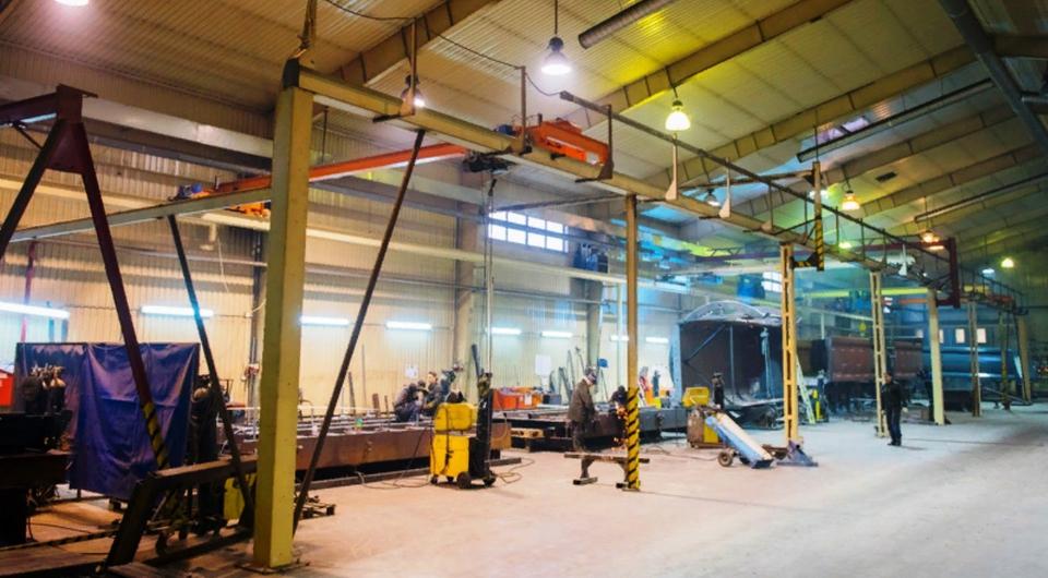 Grunwald: вторая производственная площадка